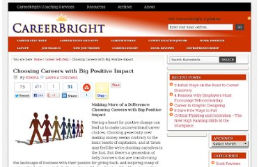 http://careerbright.com/career-self-help/choosing-careers-big-positive-impact