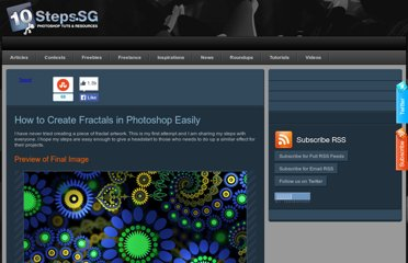 http://10steps.sg/tutorials/photoshop/how-to-create-fractals-in-photoshop-easily/