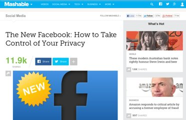 http://mashable.com/2011/09/28/new-facebook/#27489Only-Me-Privacy