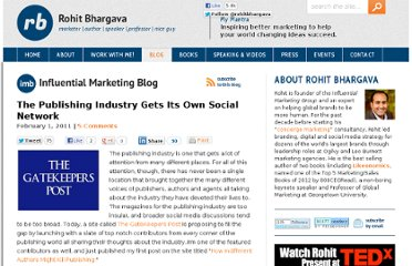 http://www.rohitbhargava.com/2011/02/the-publishing-industry-gets-its-own-social-network.html