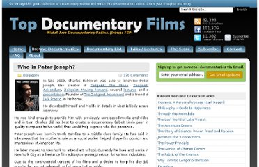 http://topdocumentaryfilms.com/who-is-peter-joseph/