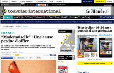 http://www.courrierinternational.com/article/2011/10/06/mademoiselle-une-cause-perdue-d-office