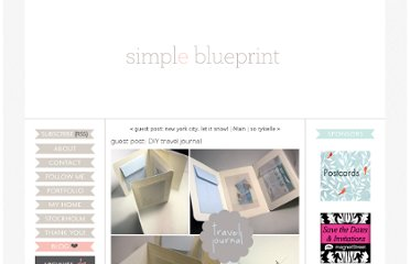 http://simpleblueprint.typepad.com/blog/2009/12/diy-travel-journal.html