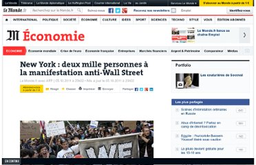 http://www.lemonde.fr/economie/article/2011/10/05/new-york-deux-mille-personnes-a-la-manifestation-anti-wall-street_1582800_3234.html