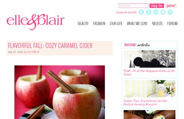 http://www.elleandblair.com/post/flavorful-fall-cozy-caramel-cider