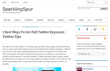 http://sparklingspur.com/7-best-ways-to-get-full-twitter-exposure-twitter-tips/
