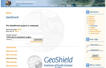 http://istgeo.ist.supsi.ch/site/projects/geoshield