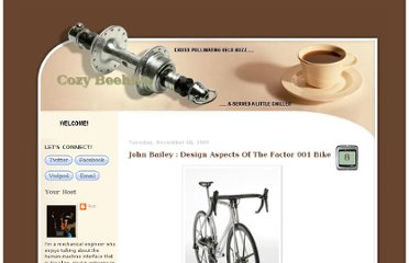 http://cozybeehive.blogspot.com/2009/12/factor-001-bike-some-more-design.html