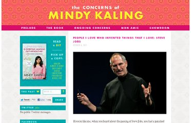 http://theconcernsofmindykaling.com/people-i-love-who-invented-things-that-i-love-steve-jobs