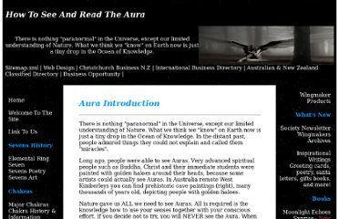 http://www.wingmakers.co.nz/How_To_See_And_Read_The_Aura.html