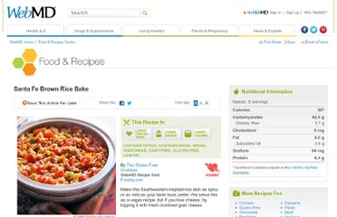 http://www.webmd.com/food-recipes/santa-fe-brown-rice-bake