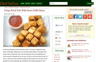 http://chefinyou.com/2011/10/fried-tofu-sweet-chille-sauce/