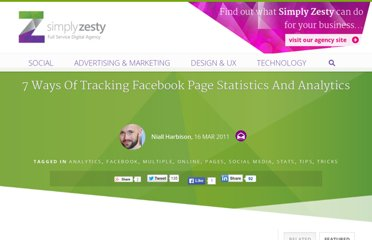 http://www.simplyzesty.com/facebook/7-ways-of-tracking-facebook-page-statistics-and-analytics/