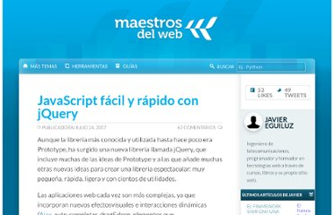 http://www.maestrosdelweb.com/editorial/javascript-facil-y-rapido-con-jquery/