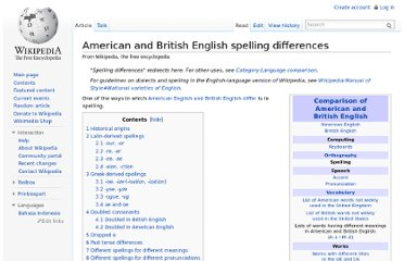 http://en.wikipedia.org/wiki/American_and_British_English_spelling_differences#Doubled_consonants