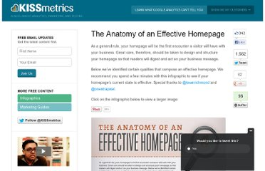 http://blog.kissmetrics.com/effective-homepage/