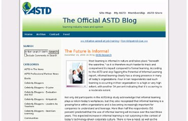 http://www1.astd.org/Blog/post/The-Future-is-Informal.aspx