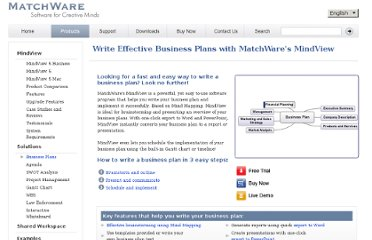 http://www.matchware.com/en/products/mindview/mindview2_be/business%20plan.htm