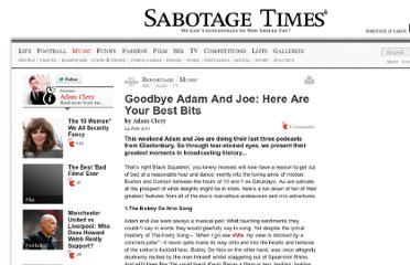 http://www.sabotagetimes.com/music/goodbye-adam-and-joe-here-are-your-best-bits/
