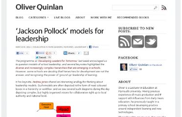http://www.oliverquinlan.com/blog/2011/03/30/jackson-pollock-models-for-leadership/