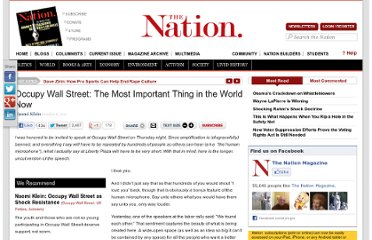 http://www.thenation.com/article/163844/occupy-wall-street-most-important-thing-world-now