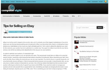 http://computersight.com/software/tips-for-selling-on-ebay/