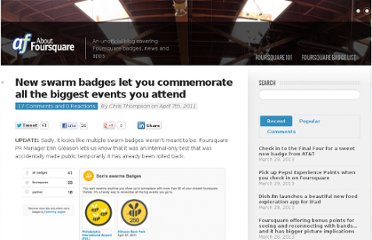 http://aboutfoursquare.com/multiple-swarm-badges/