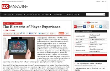 http://uxmag.com/articles/the-elements-of-player-experience
