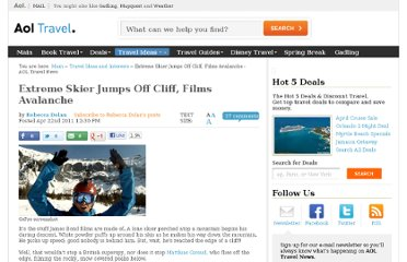 http://news.travel.aol.com/2011/04/22/extreme-skier-jumps-off-cliff-and-films-avalanche/