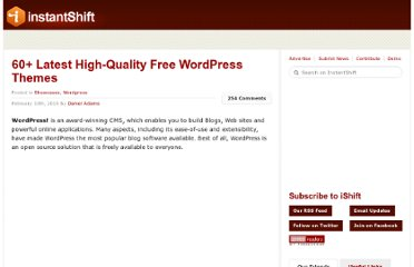 http://www.instantshift.com/2010/02/19/60-latest-high-quality-free-wordpress-themes/#lhqfwt-01