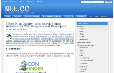 http://ntt.cc/2011/04/11/5-best-high-quality-icons-search-engine-websites-for-web-designers-and-developers.html