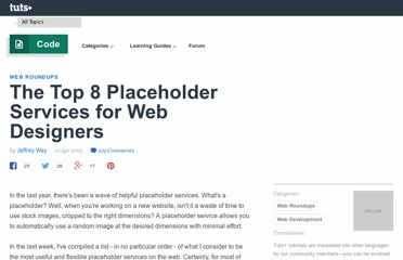 http://net.tutsplus.com/articles/web-roundups/the-top-8-placeholders-for-web-designers/