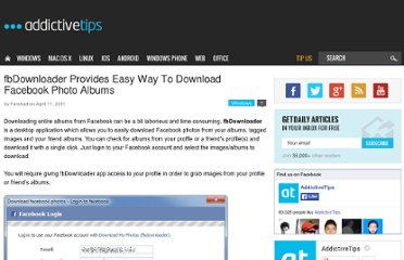 http://www.addictivetips.com/windows-tips/easy-way-to-download-facebook-photo-albums-with-fbdownloader/