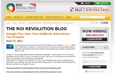 http://www.roirevolution.com/blog/2011/04/google_plus_one_adwords_gets_social.php