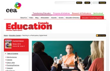 http://www.cea-ace.ca/education-canada/article/teaching-participatory-digital-world