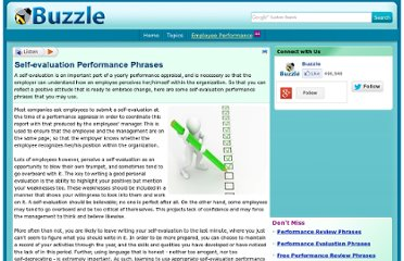 http://www.buzzle.com/articles/self-evaluation-performance-phrases.html