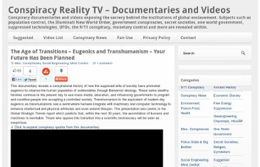 http://conspiracyrealitytv.com/the-age-of-transitions-eugenics-and-transhumanism-your-future-has-been-planned/