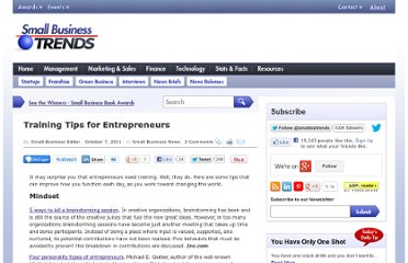 http://smallbiztrends.com/2011/10/training-tips-for-entrepreneurs.html