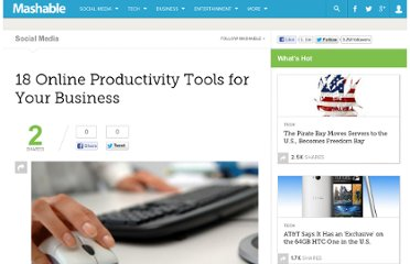 http://mashable.com/2010/01/17/online-productivity-tools-business/