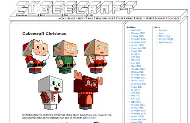 http://www.cubeecraft.com/blog/cubeecraft-christmas/