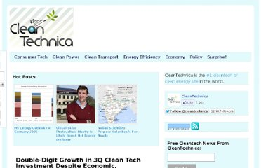 http://cleantechnica.com/2011/10/06/double-digit-growth-in-3q-clean-tech-investment-despite-economic-political-headwinds/