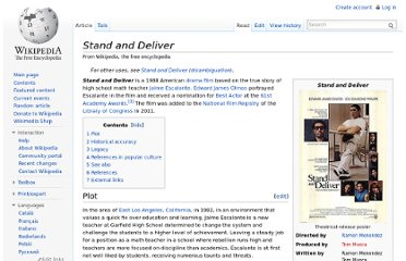 http://en.wikipedia.org/wiki/Stand_and_Deliver