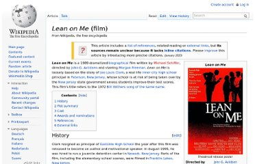 http://en.wikipedia.org/wiki/Lean_on_Me_(film)