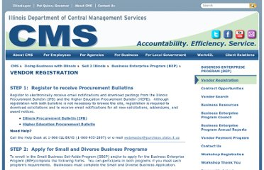 http://www2.illinois.gov/cms/business/sell2/Pages/Registration_Certification.aspx