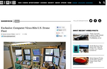 http://www.wired.com/dangerroom/2011/10/virus-hits-drone-fleet/