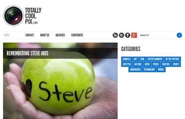 http://totallycoolpix.com/2011/10/remembering-steve-jobs/