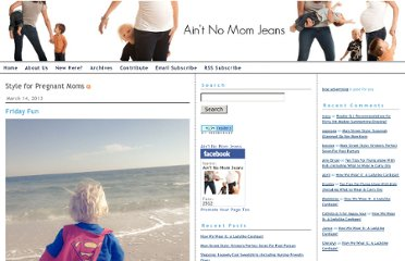http://www.aintnomomjeans.com/maternity-fashion-tips/