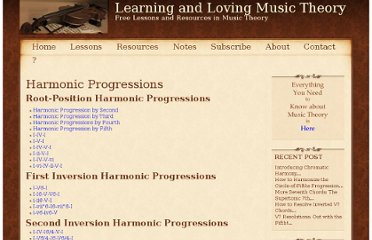 http://music-theory.ascensionsounds.com/music-theory-resources/harmonic-progressions/