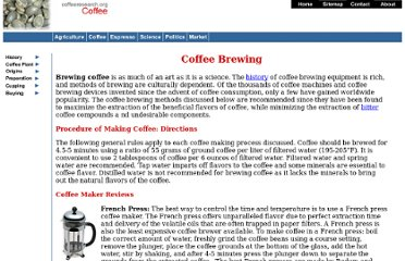 http://www.coffeeresearch.org/coffee/brewing.htm