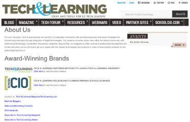 http://www.techlearning.com/About_Us